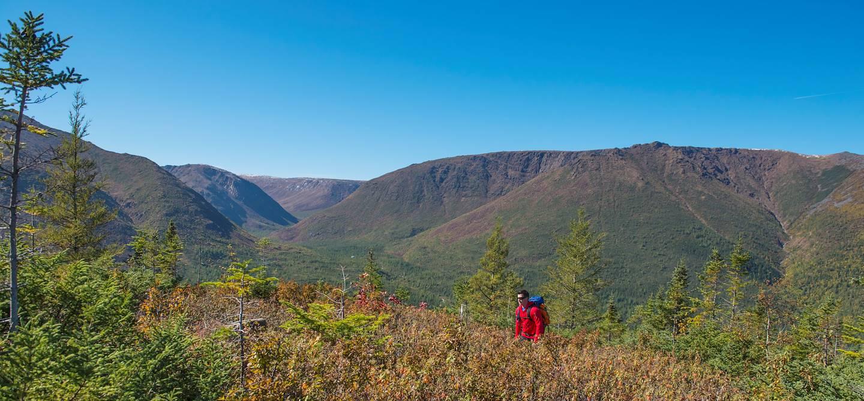 Parc national de la Gaspésie - Gaspésie - Québec - Canada