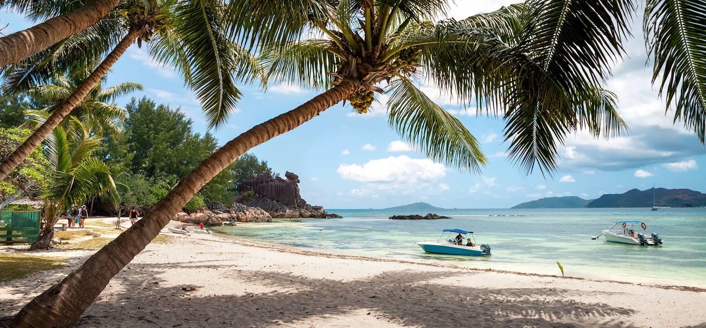 Île Curieuse - Seychelles