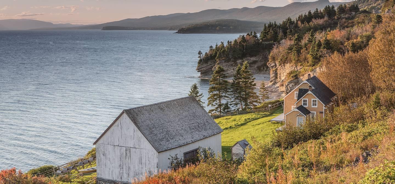 Parc national Forillon - Province de Québec - Canada