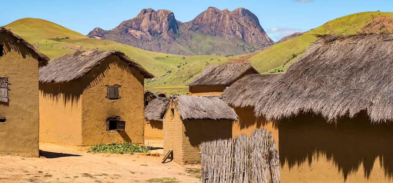 Village Bara - Madagascar