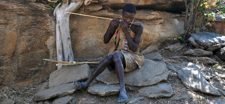 Tribu Hadzabe - Tanzanie
