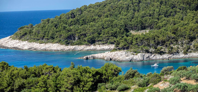 Bras de mer - Hvar - Croatie