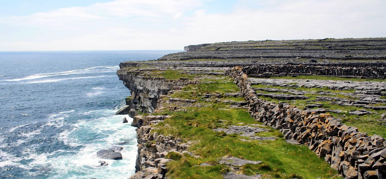 Ile d'Aran - Inishmore - Baie de Galway - Irlande