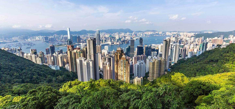 Pic Victoria - Hong Kong - Chine