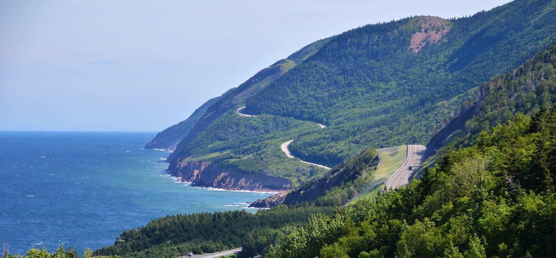 Cabot trail - Nouvelle-Ecosse - Canada