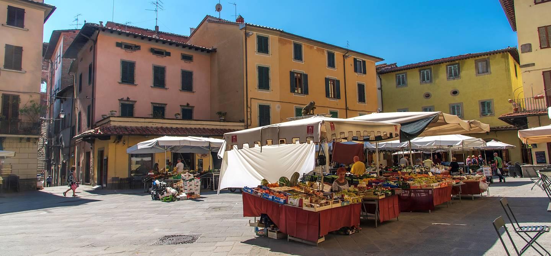 Pistoia - Toscane - Italie