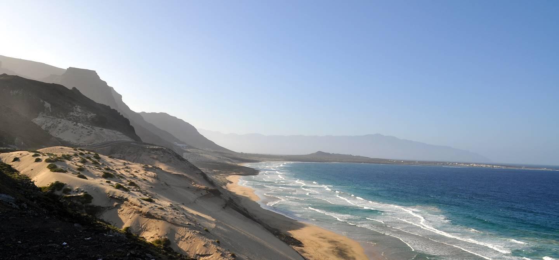 Praia Grande - Ile de Sao Vicente - Cap Vert