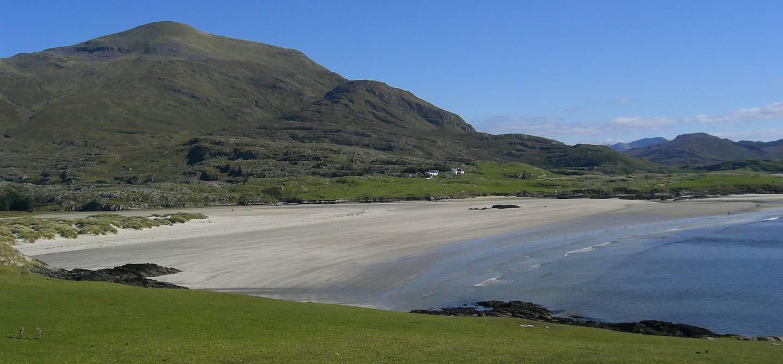 Plage de Silver Strand - Comté de Mayo - Irlande