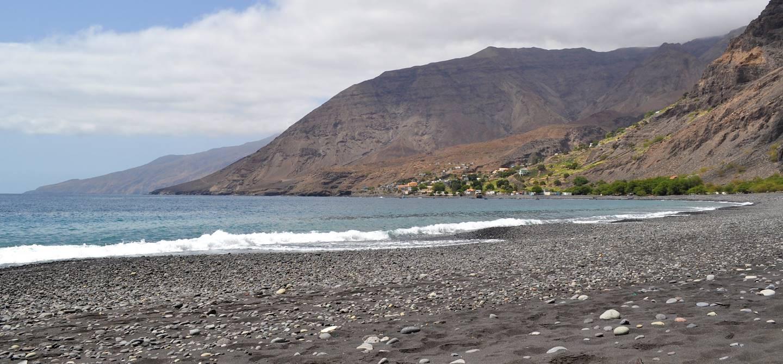 Plage de Tarrafal de Monte Trigo - Santo Antao - Cap Vert