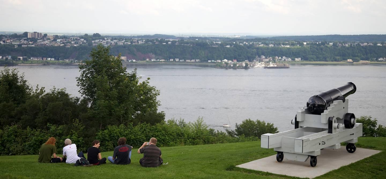 Plaines d'Abraham - Quebec - Canada
