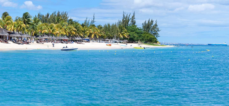 Pointe aux piments - Île Maurice