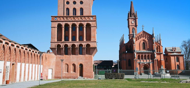 Château de Pollenzo - Bra - Province de Cuneo - Italie