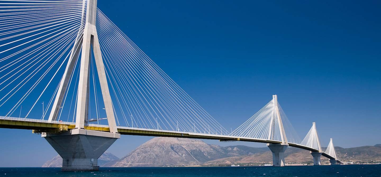 Pont Rion-Antirion - Grèce