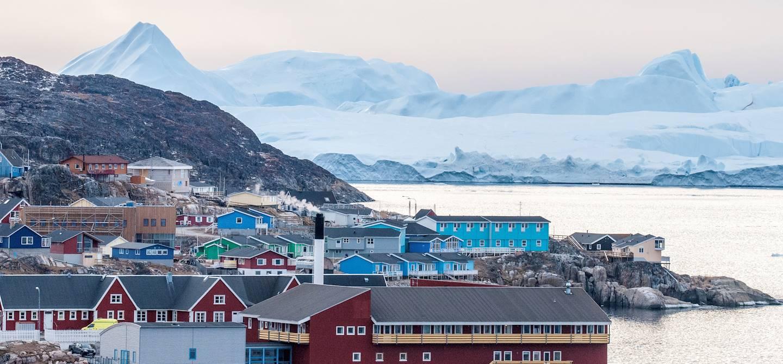 Ilulissat - Baie de Disko - Groenland