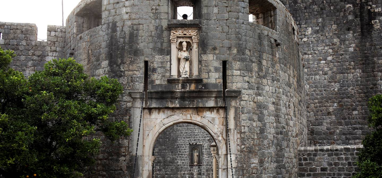 Dubrovnik, ville fortifiée - Croatie