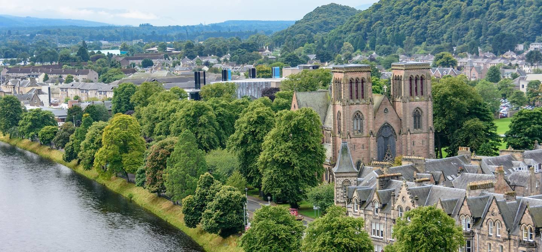 Inverness - Ecosse - Highlands - Royaume-Uni
