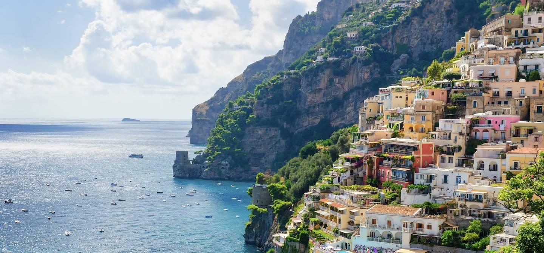 Positano - Région de Campanie - Italie