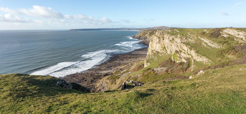 Péninsule de Gower - Pays de Galles