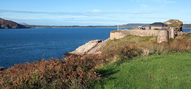 Fort Dunree - Inishowen - Irlande