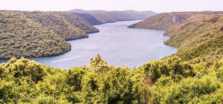 Canal de Limski - Istrie - Croatie