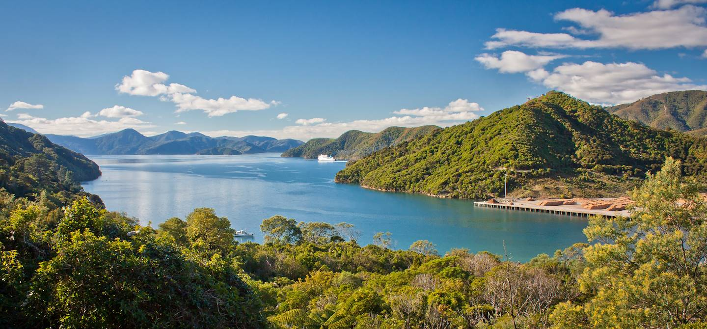 Queen Charlotte Sound - Nouvelle-Zélande