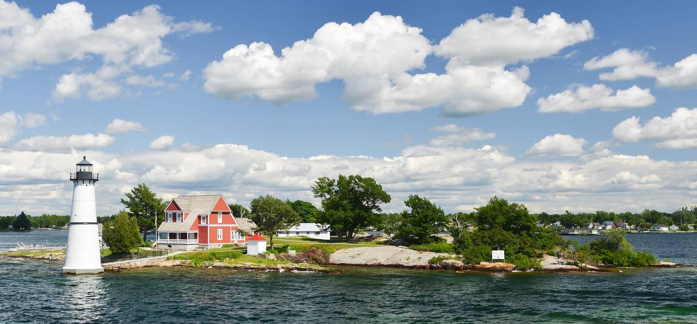 Archipel des Mille-Iles - Ontario - Canada