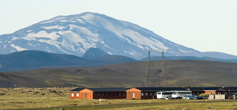 Farm 670 Hrauneyjar - Islande