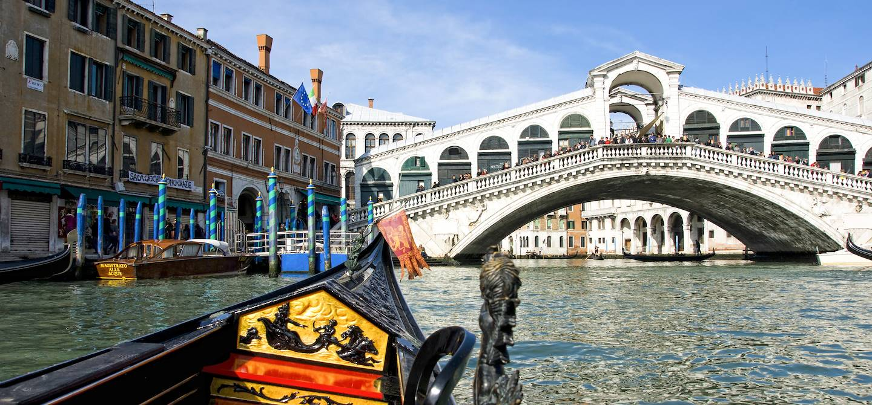Pont du Rialto - Venise - Italie