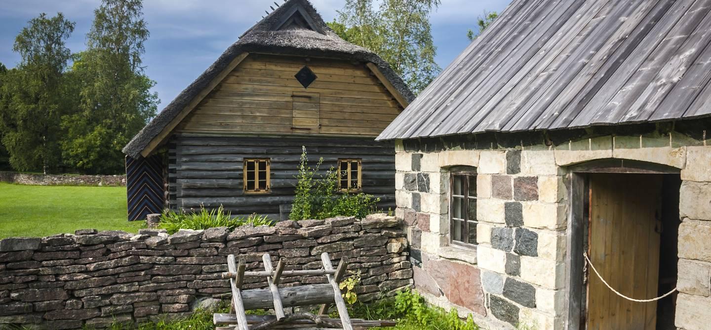 Musée en plein air de Rocca al Mare - Estonie