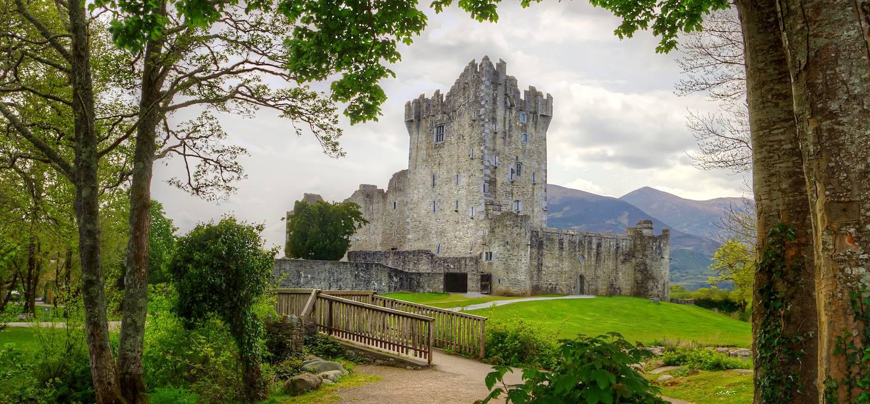 Ross Castle - Killarney - Irlande