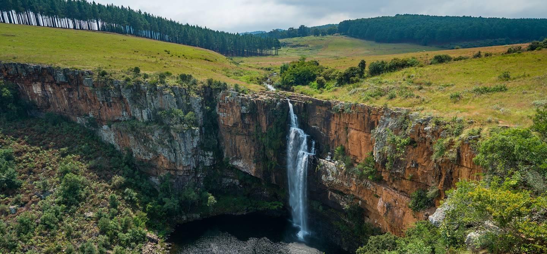 Berlin Falls - Ehlanzeni - Afrique du Sud