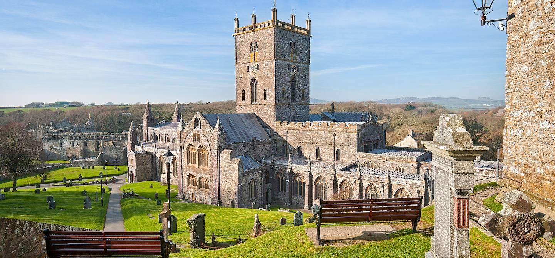 La cathédrale Saint David - Pembrokeshire - Pays de Galles