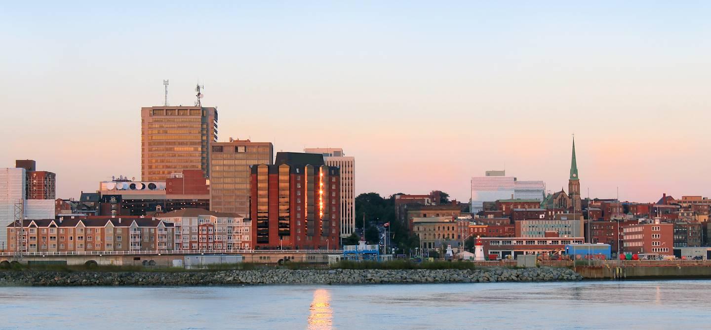 Ville de Saint John - New Brunswick - Canada