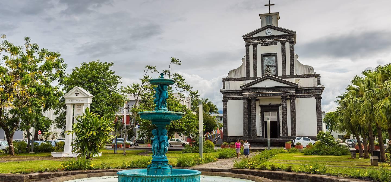 Eglise de Saint-Benoît - La Réunion