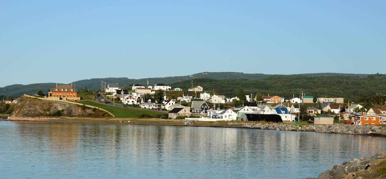 Sainte-Anne-des-Monts - Québèc - Canada