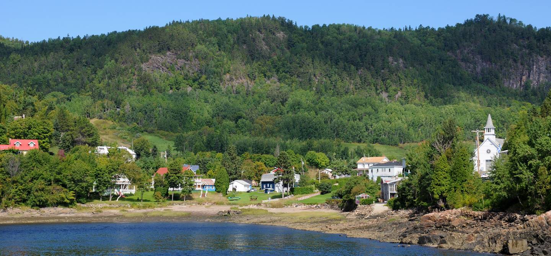 Sainte-Rose-du-Nord - Québec - Canada