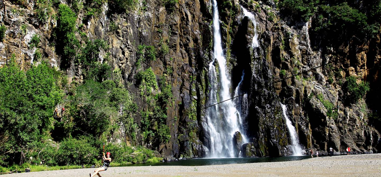 Cascade Niagara - La Réunion