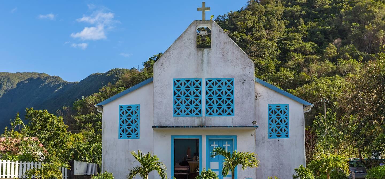 Église à Saint Joseph - La Réunion
