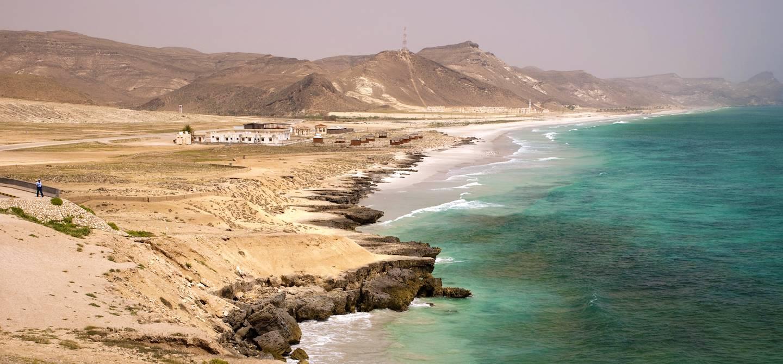 Al Mugsail - Salalah - Oman