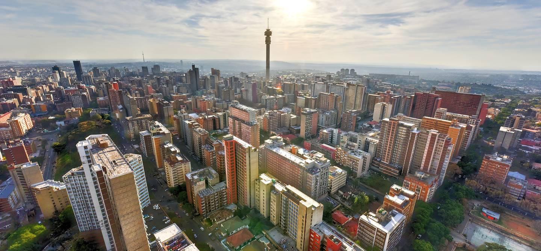 Johannesburg - Afrique du Sud