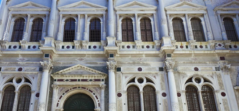 Scuola Grande de San Rocco - Venise - Italie