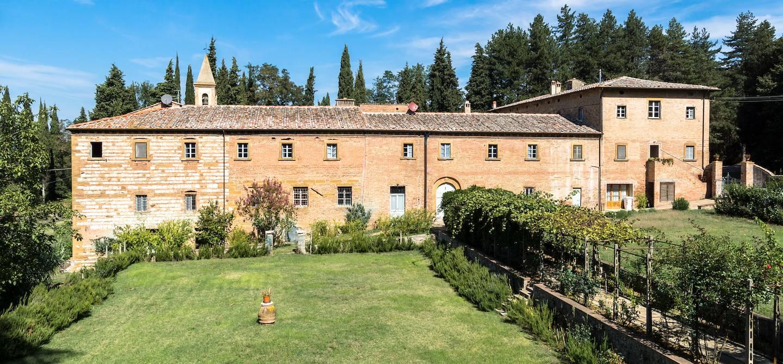 Couvent de la frazione - Mont Sacré de San Vivaldo - Italie