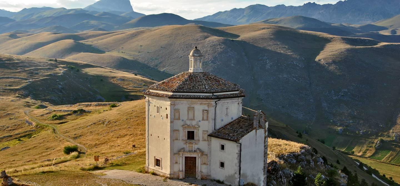 Santo Stefano - Rocca Calascio - Italie