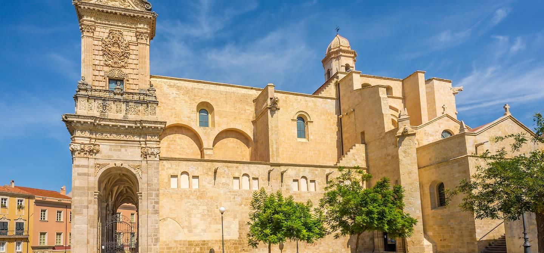 Cathédrale Saint Nicolas - Sassari - Sardaigne - Italie
