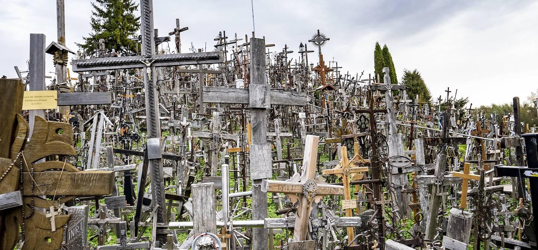 Colline des Croix de Siauliai - Lituanie