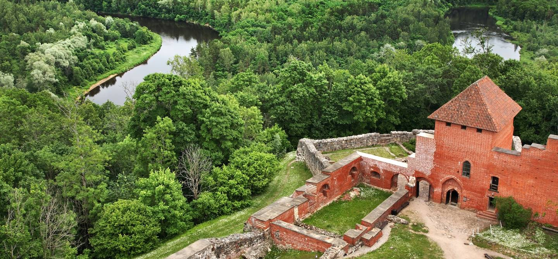 Château de Turaida - Sigulda - Lettonie