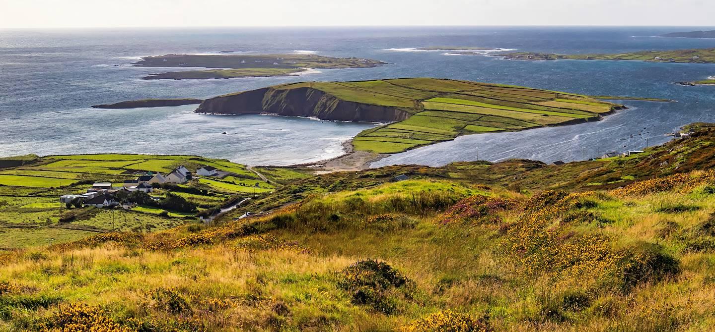 Sky Road - Comté de Galway - Irlande