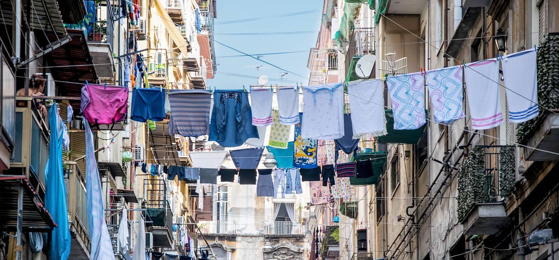 Spaccanapoli - Naples - Italie