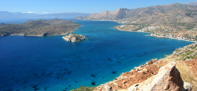 Spinalonga - Crète