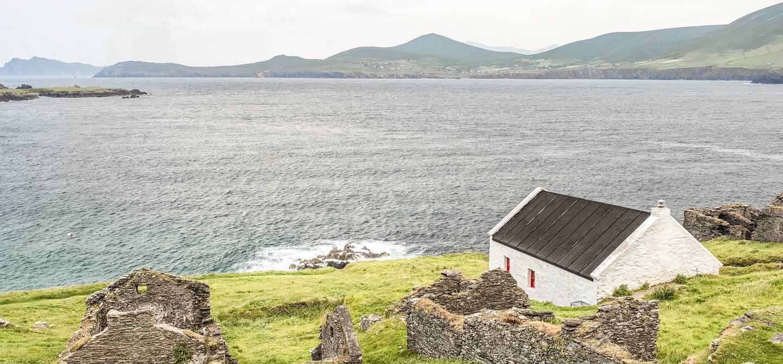 Great Blasket island - Péninsule de Dingle - Comté de Kerry - Irlande